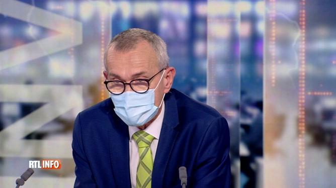 Coronavirus: Franck Vandenbroucke évoque le prochain Codeco