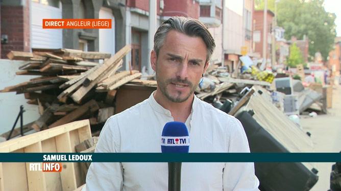 Inondations: le bilan humain s'élève aujourd'hui à 32 morts