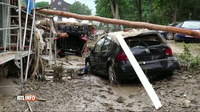Le bilan humain des inondations s'est encore alourdi en Allemagne