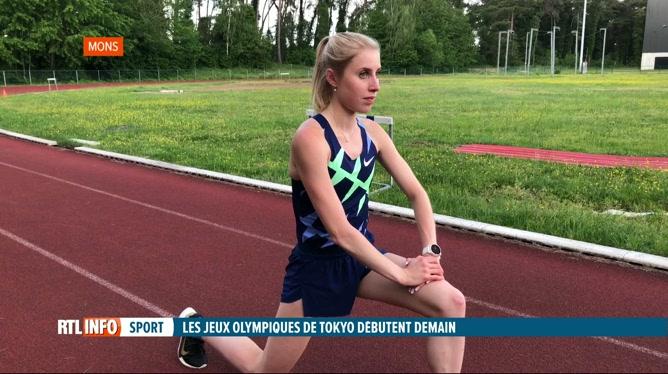 JO de Tokyo, j-1: de jeunes athlètes belges participent à leurs premiers jeux