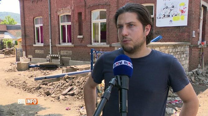 Une école de Pepinster sera probablement détruite suite aux inondations: rentrée scolaire reportée pour les élèves