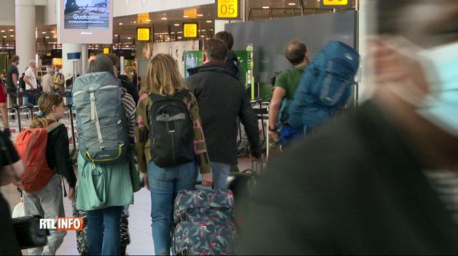Départ en vacances: Brussels Airport attend plus de 40 000 passagers aujourd'hui
