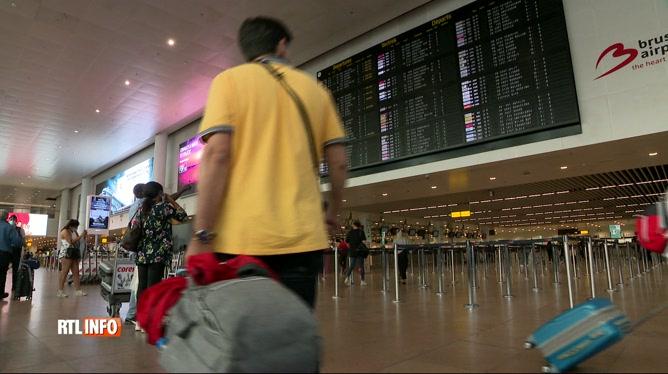 Départ en vacances: Brussels Airport attendait plus de 45 000 passagers aujourd'hui