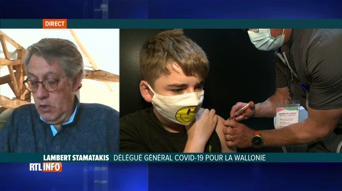 Coronavirus: où en est la vaccination des adolescents en Wallonie?