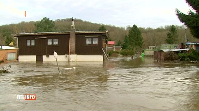 Inondaitons: deux campings résidentiels d'Esneux ne rouvriront pas