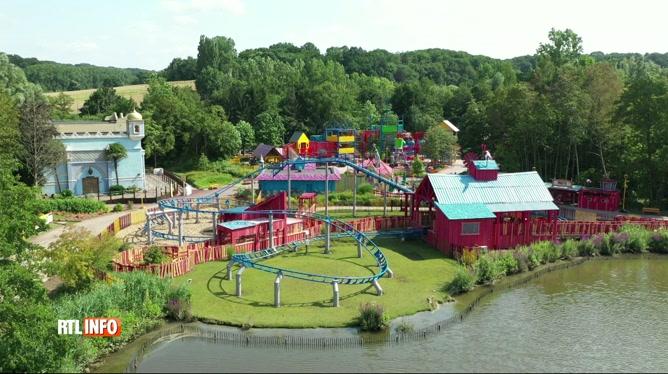 Inondations: le parc d'attractions Walibi ne rouvrira pas avant octobre