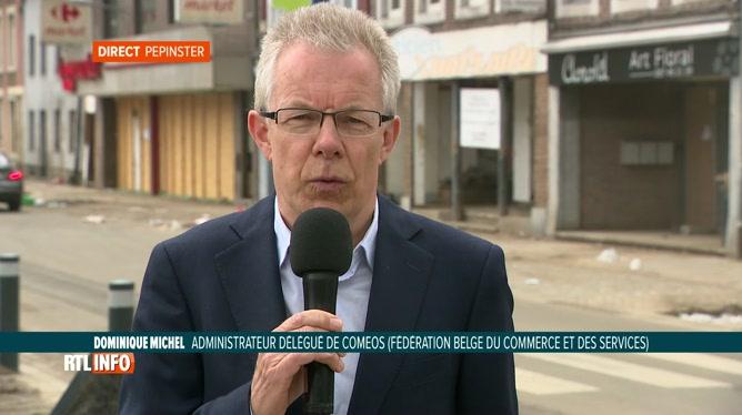Inondations: des chaînes de magasins feront un geste pour les sinistrés