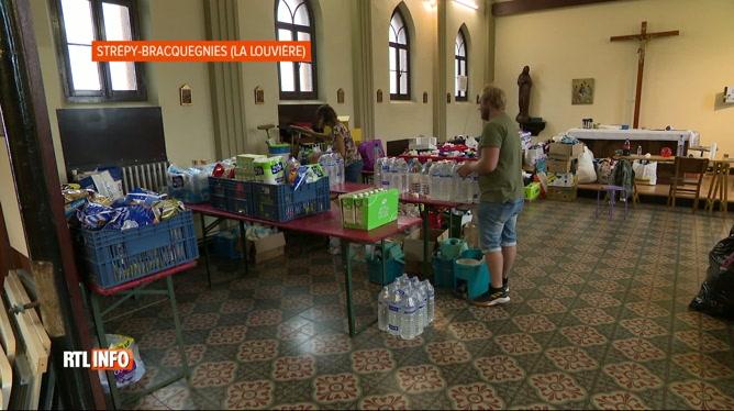 Inondations: pas de déclaration du bénévolat des chômeurs jusqu'au 31/08
