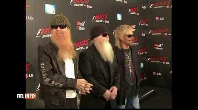 Décès de Dusty Hill, le bassiste du groupe ZZ Top, à l'âge de 72 ans