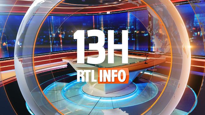 RTL INFO 13H (29 juillet 2021)